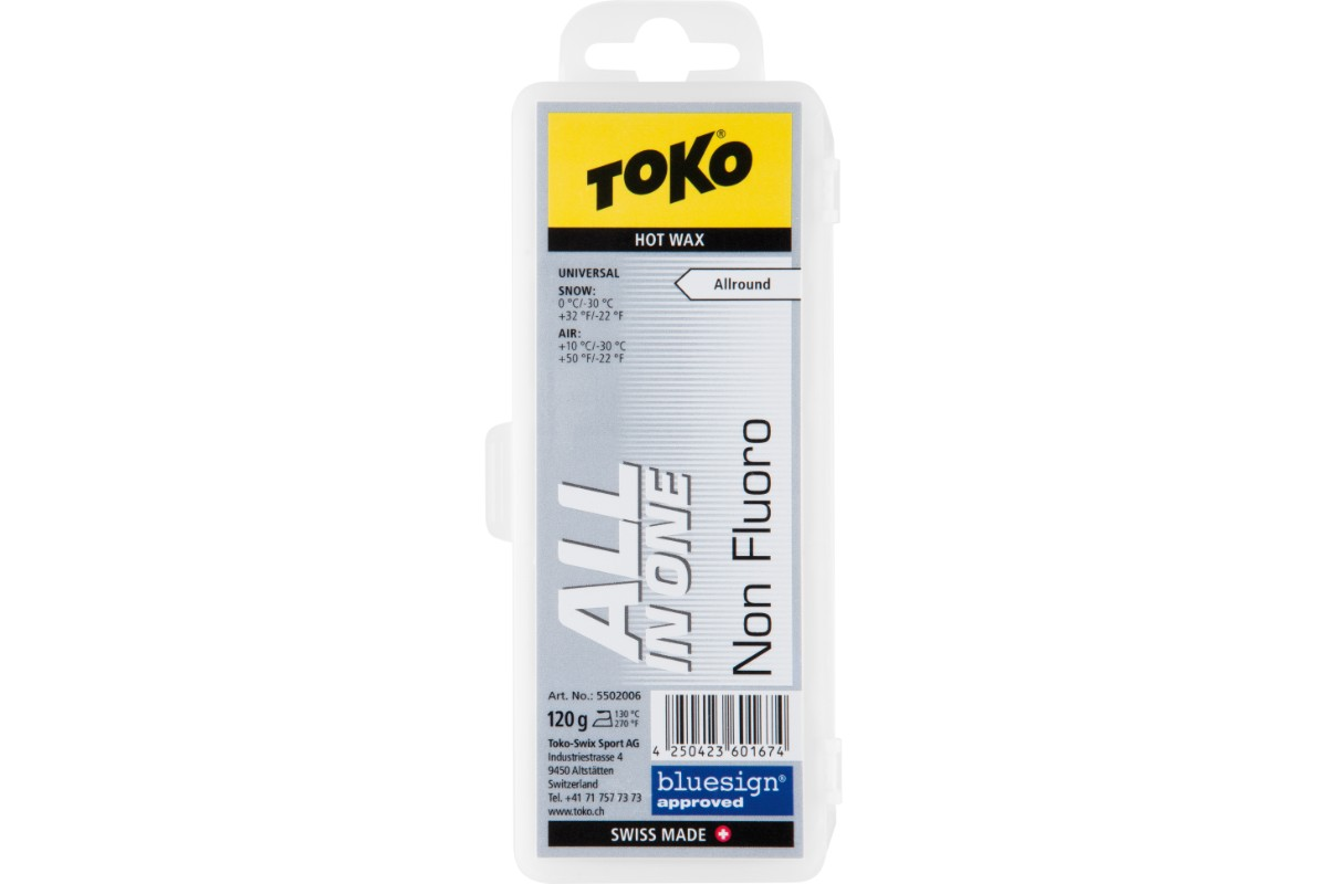 Universal temp - 6x Waxbars Details about  /300g Toko Hot Wax Barwax for Snow ski /& Snowboard