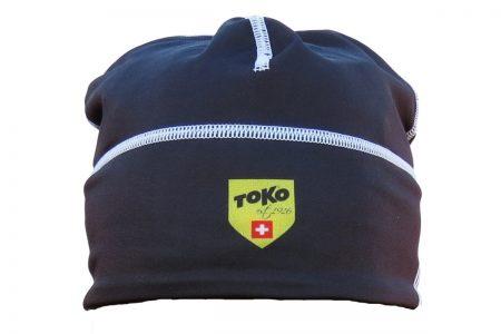 Davos Hat Black Front