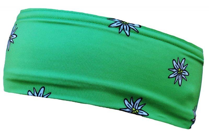 Edelweiss headband mint