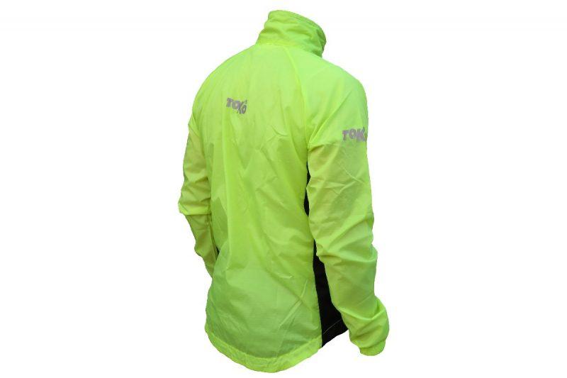 Rain Jacket Back