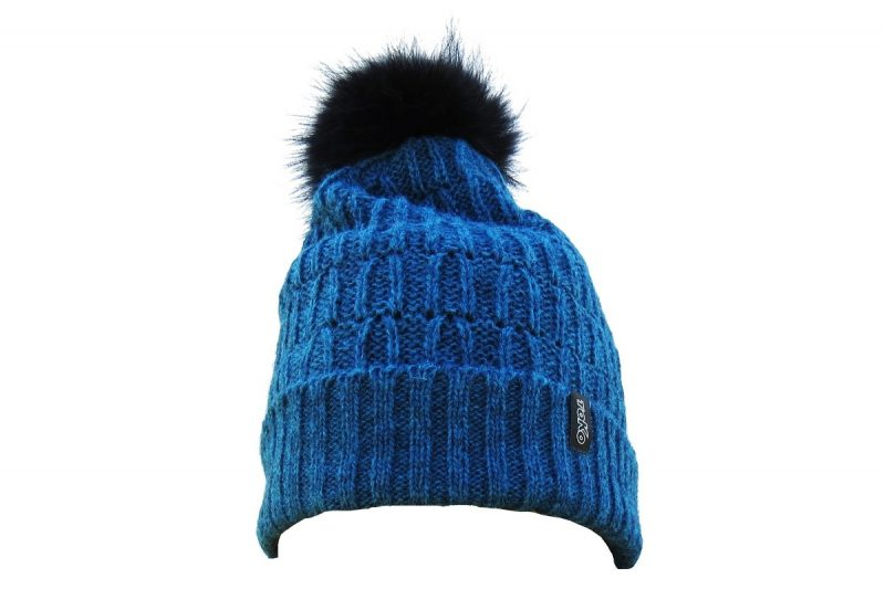 St Moritz Hat Blue