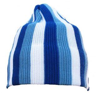 Wasatch Hat Blue White