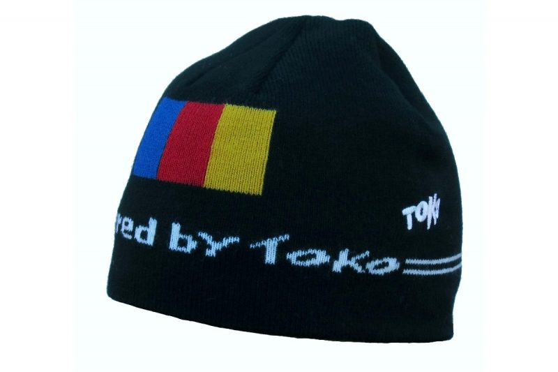 Powered by Toko hat Black
