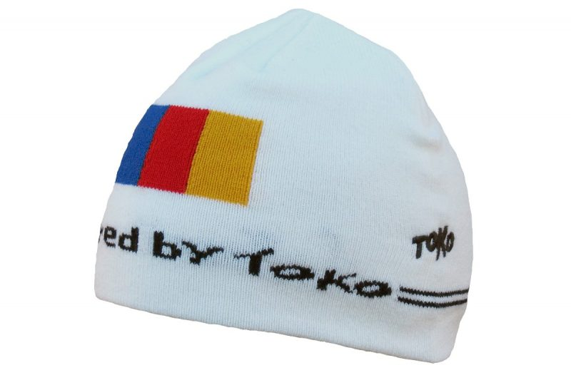 Powered by Toko hat White