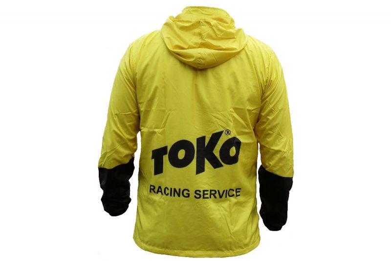 Toko Training Jacket Back