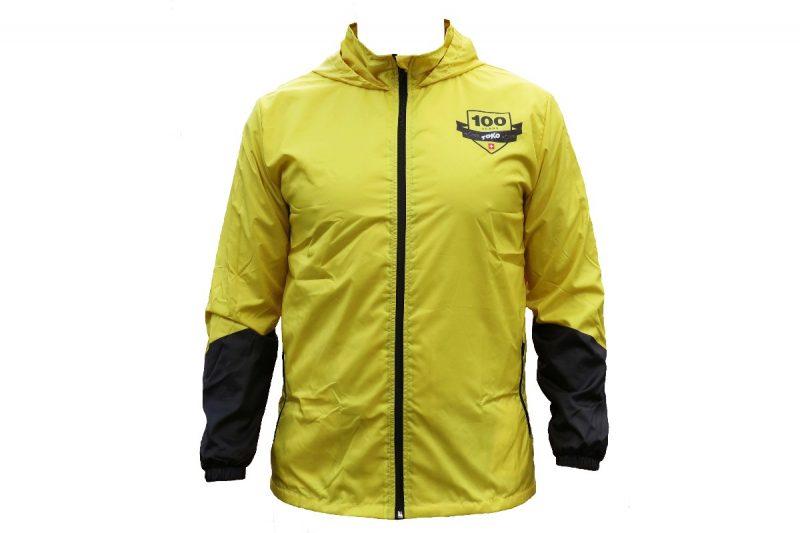 Toko Training Jacket Front