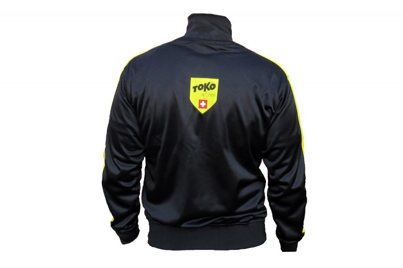 Heritage Jacket Back