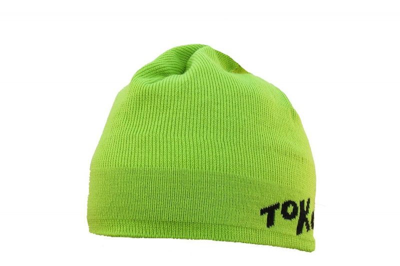 Team Hat Fluo Green