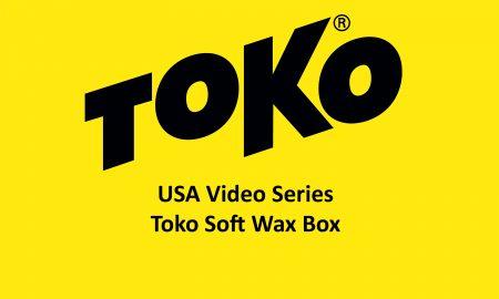 Toko Soft Wax Box