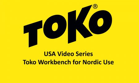 Toko Workbench for Nordic Use