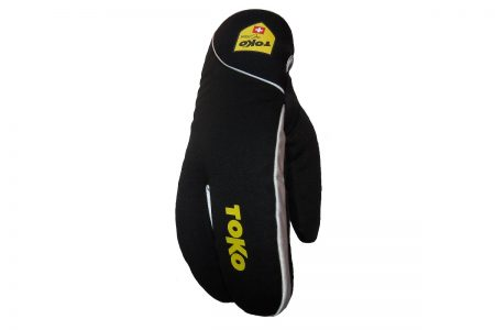 Thermo Split Mitt Black