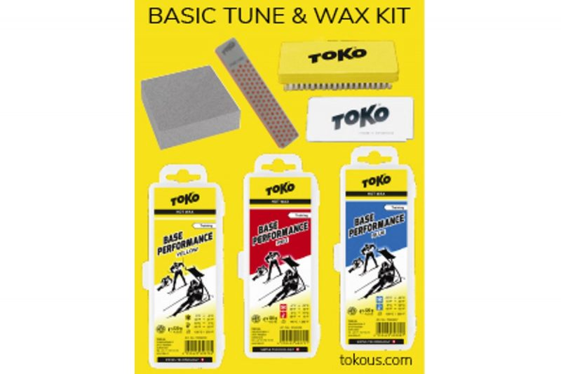 Basic Tune and Wax Kit Image