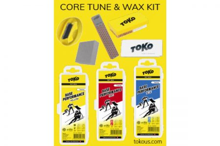 Core Tune and Wax Kit Image