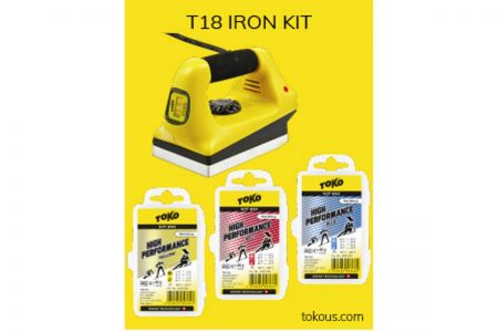 T18 Iron Kit Image