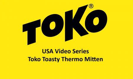 Toko Toasty Thermo Mitten