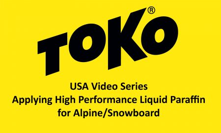 Toko Applying HPLP Alpine
