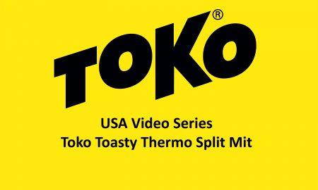 Toko Toasty Thermo Split Mitt