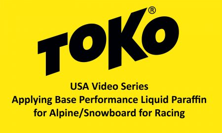 Toko Applying BPLP Alpine for Racing